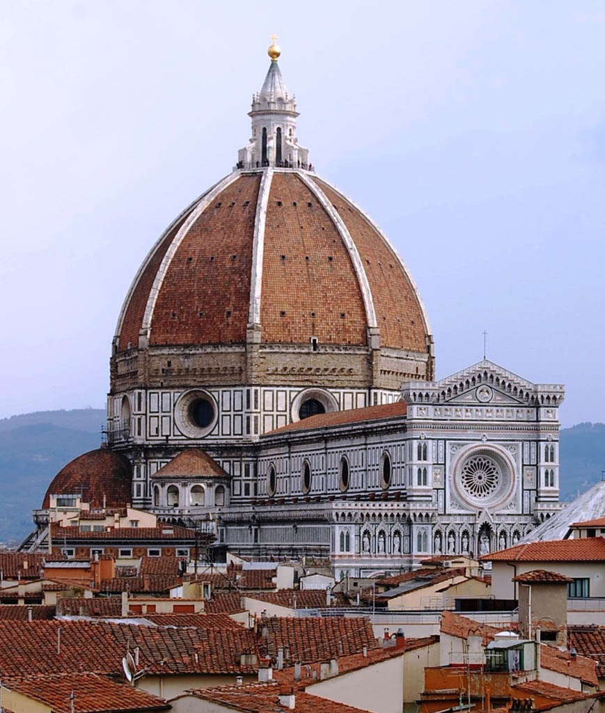 Florence Dome: Brunelleschi's Dome, Florence